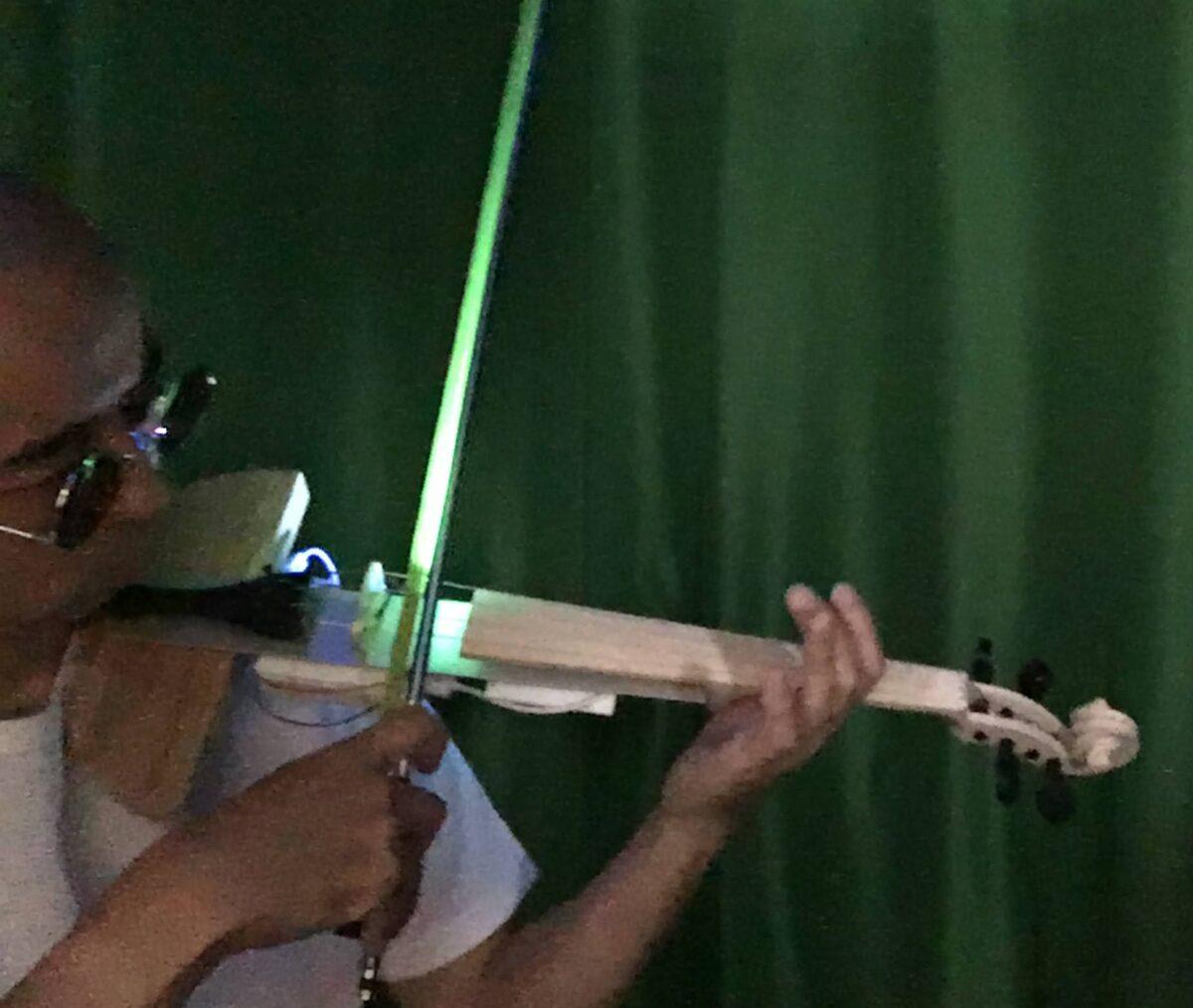 Spresense e-Violin V2